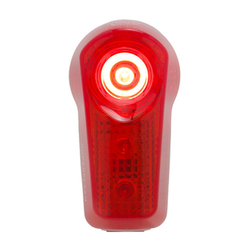 Superflash bike tail light