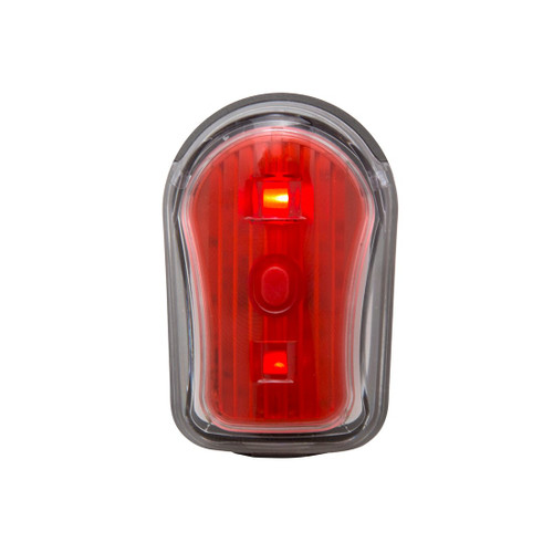 Superflash Micro USB bike tail light