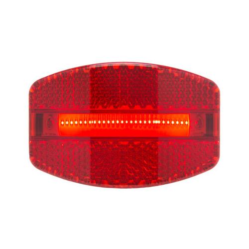 Grateful Red bike tail light