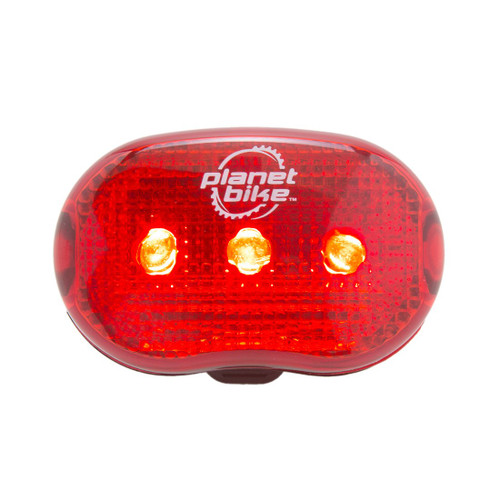 Blinky 3 bike tail light