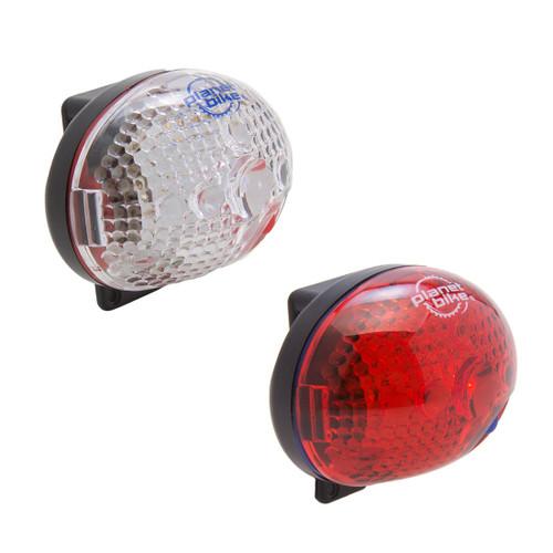 Blinky Safety bike light set
