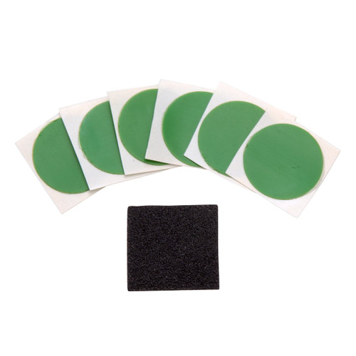 Bike tire patch kit