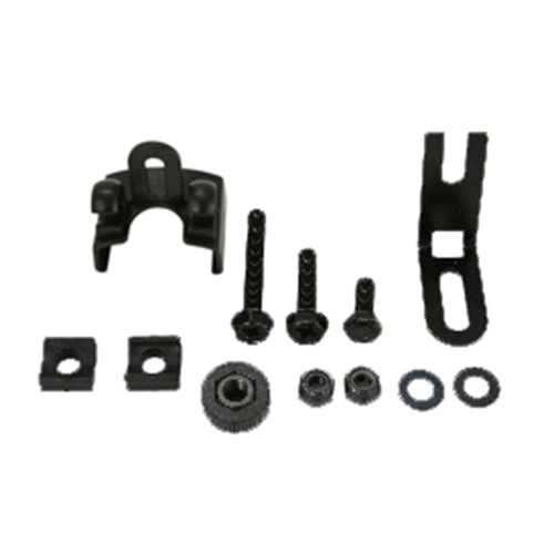 Clip-on fender hardware kit (700c)