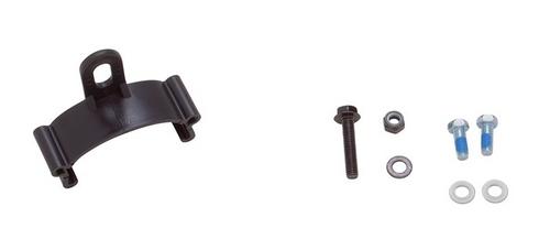 Hardcore Recumbent fender hardware kit (50mm)