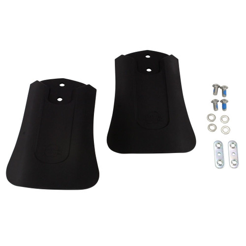 Cascadia ALX mud flaps (65mm) - pair