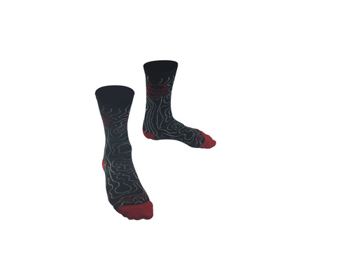 Planet Bike cycling socks - Black
