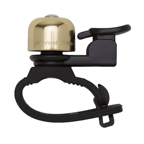 Courtesy Flexi Bell - brass