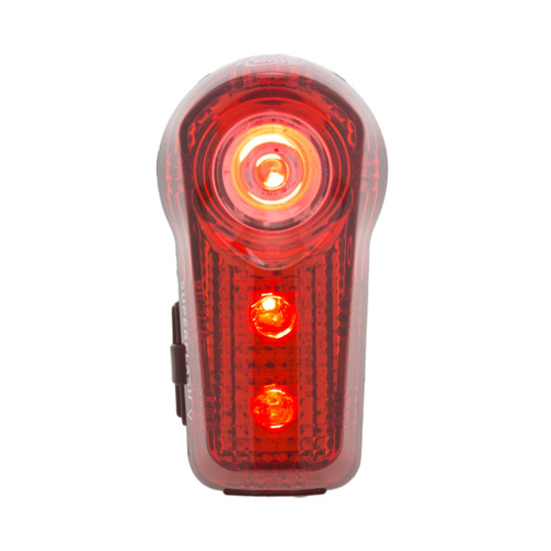 Superflash V bike tail light