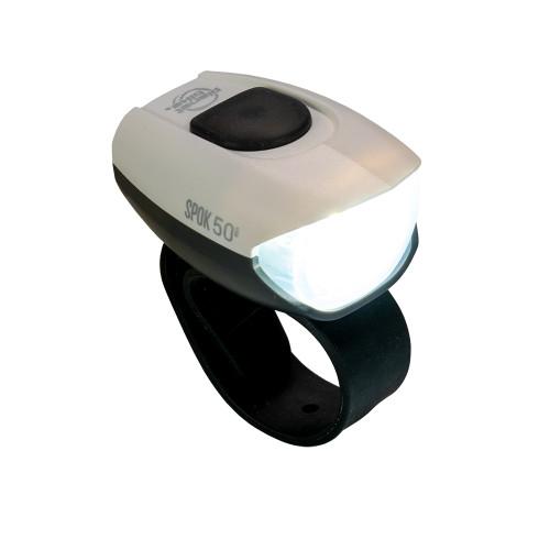Spok 50 USB bike head light