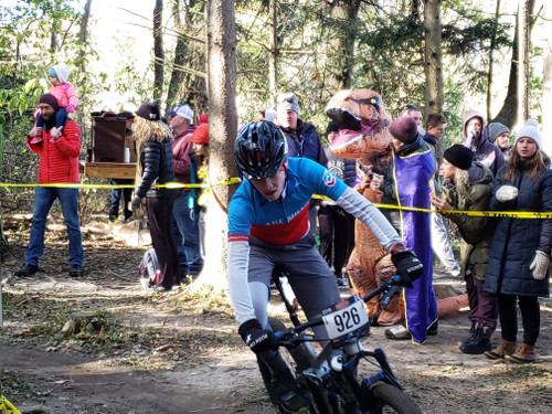 High School Mountain Biking League in Wisconsin
