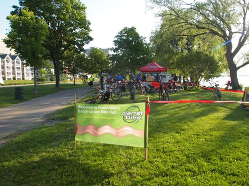 Planet Bike's 6th Annual Bacon on the Bike Path