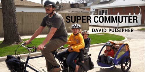 Spring 2015 Super Commuter David Pulsipher