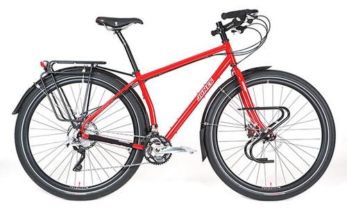 Jeff Jones City Bike