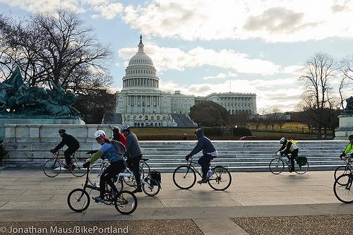 Bikeportland's National Bike Summit Coverage