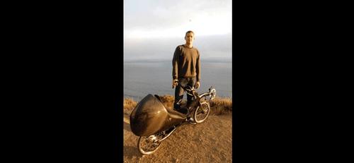 Summer 2013 Super Commuter – Josh Sims