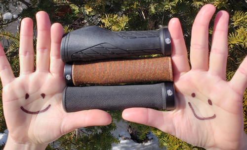 Planet Bike Launches the Happy Hands Handlebar Grips for All-Day Comfort and Control