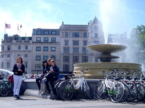Cycling in the European cities