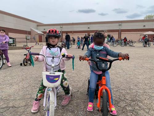 Free Bikes 4 Kidz Madison Sets New Record
