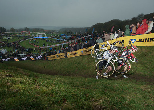 The Cyclocross Diaries