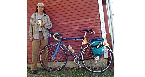 Spring 2008 Super Commuter – Billy Knudson
