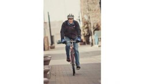 Spring 2012 Super Commuter – Jeff Morrell