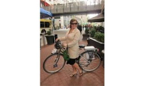 Spring 2013 Super Commuter – Mary Beth Brown