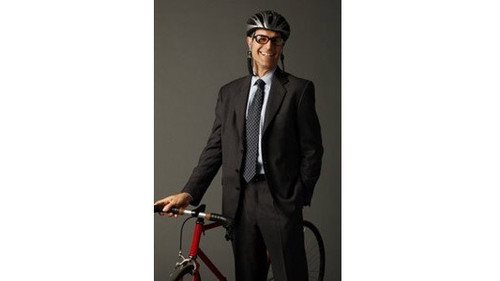 Fall 2010 Super Commuter – Ross Hirsch