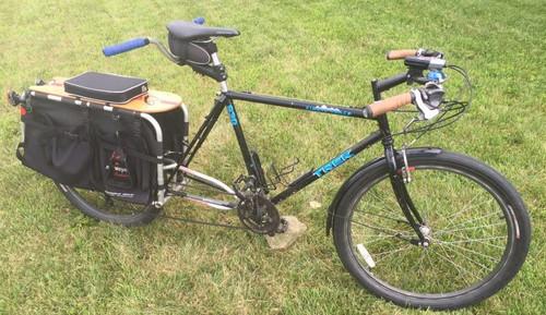 Heath's Trek 930 Xtracycle