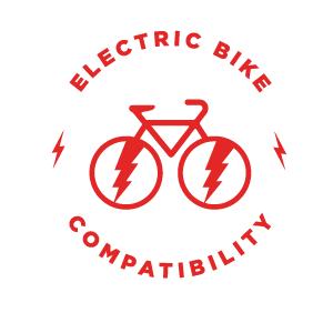 E bike compatible