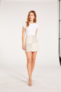 Patch Perfect Skirt