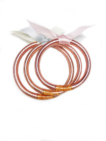 Rose Gold Baby All Weather Bangle