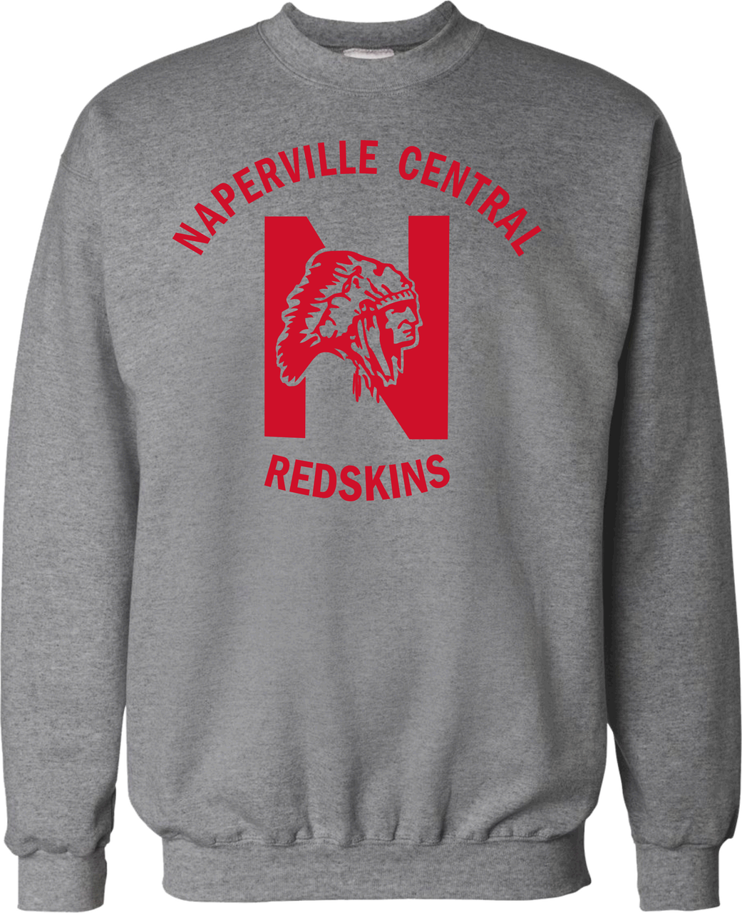 redskins crewneck sweatshirt