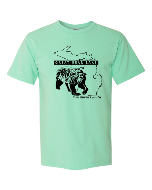 2019 Great Bear Lake Comfort Colors T Island Reef