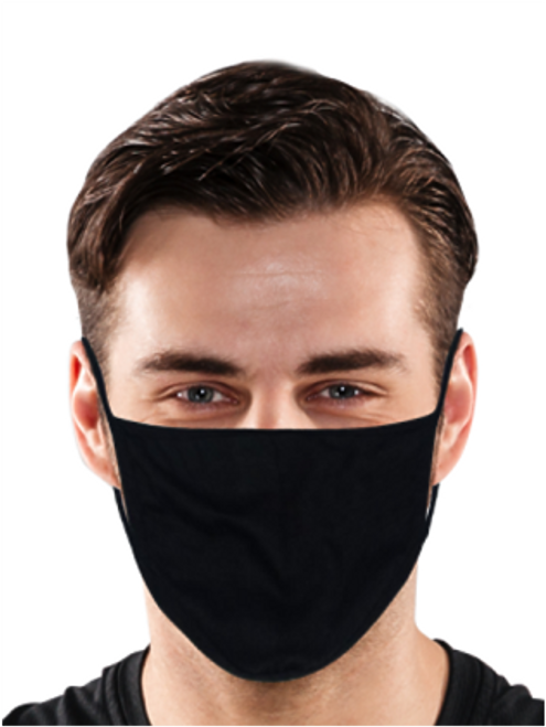 3-Layer Combed Cotton Face Mask (25 pcs.)