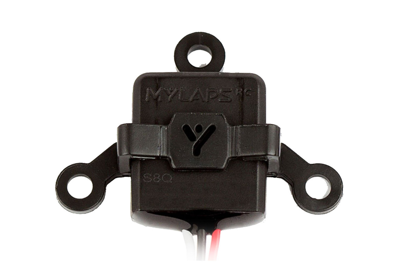 MyLaps RC4 Black Edition Transponder (3-wire) **DISCONTINUED**