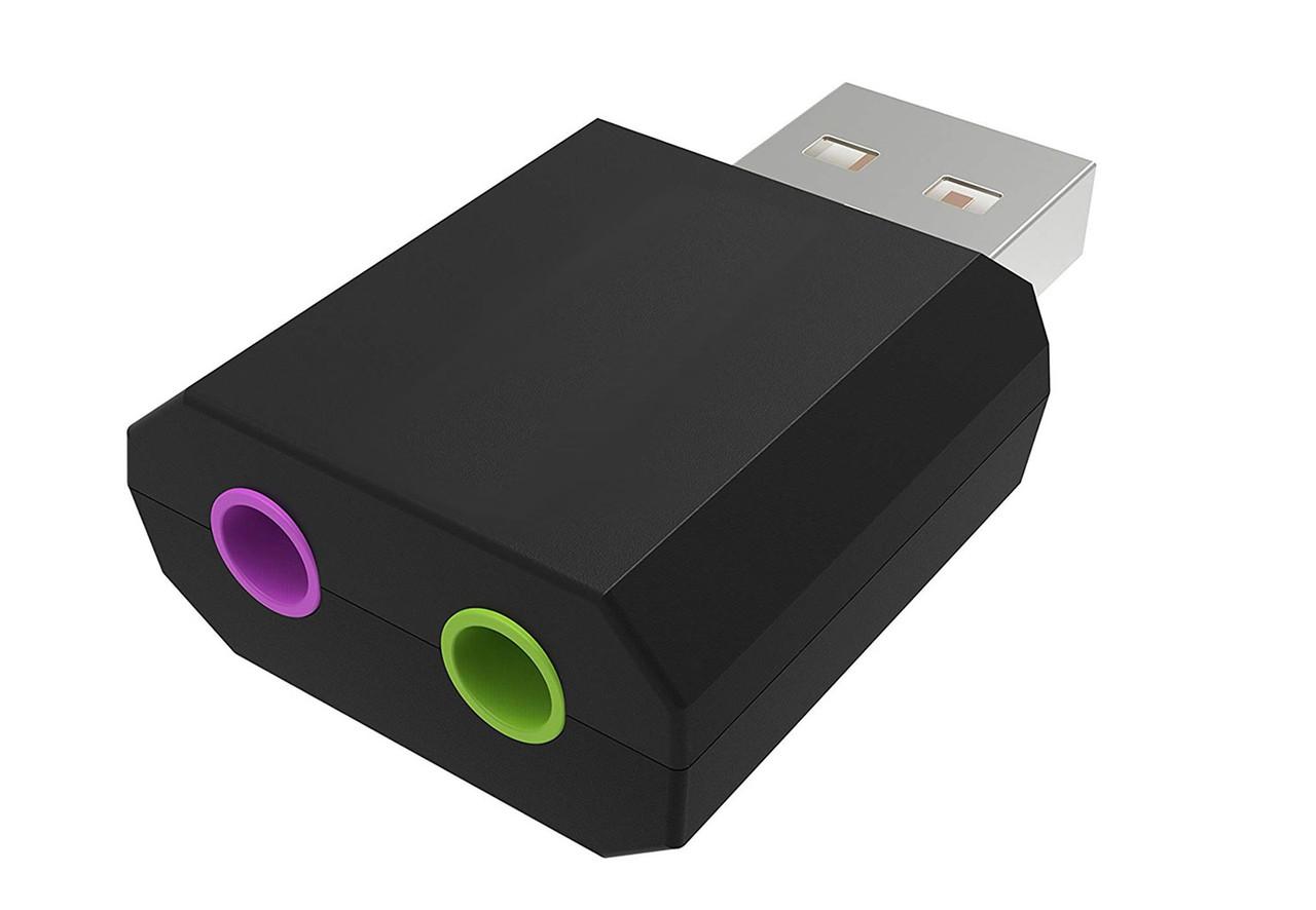 USB Analog Sound Adapter