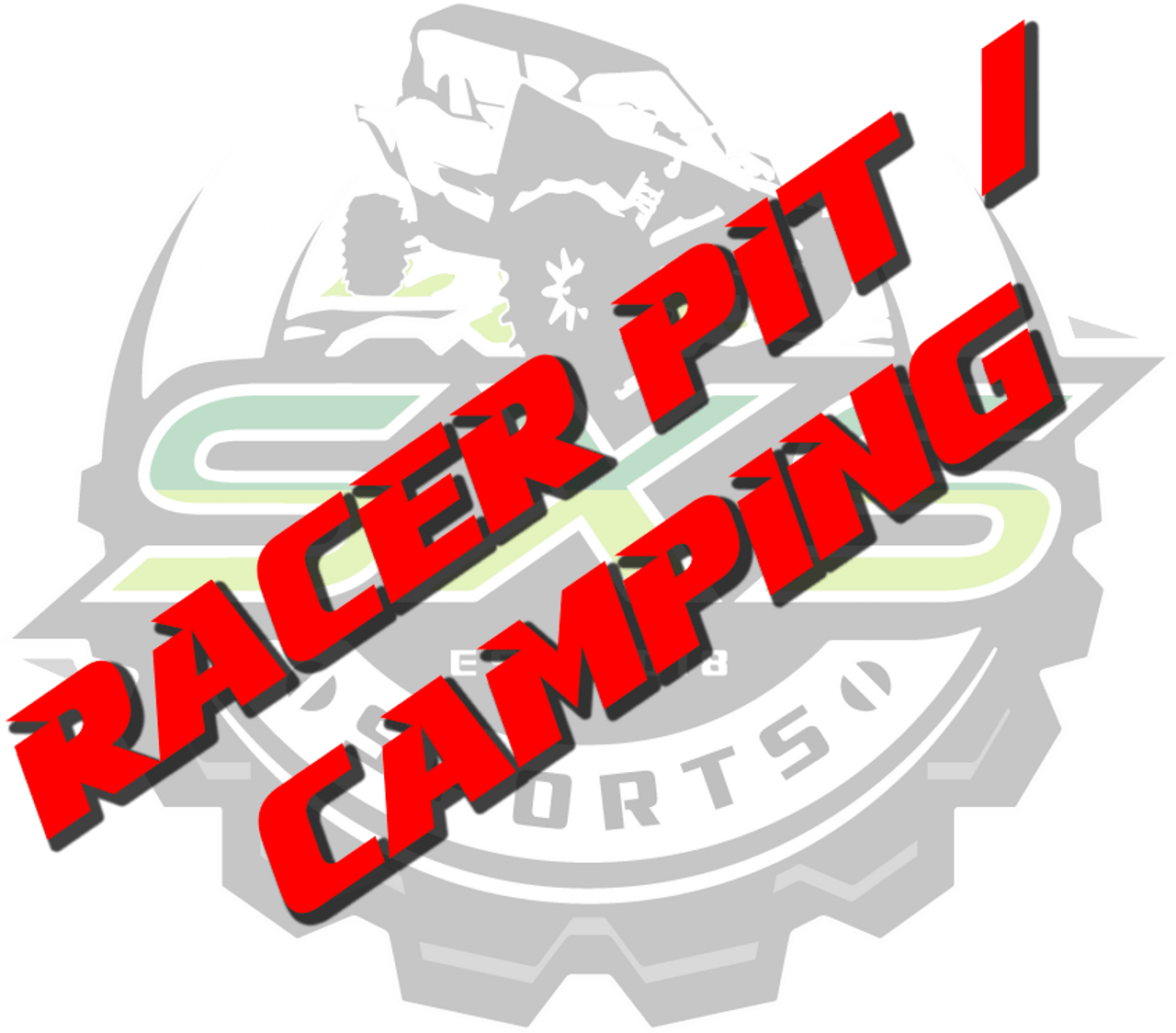 2020 SXS Sports - Racer Pit/Camping Spot (40x80) at Dirt City Motorplex