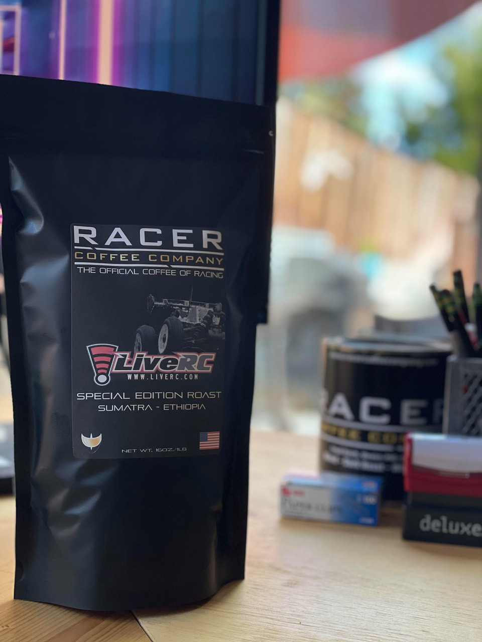 Racer Coffee - LiveRC Special Edition Blend