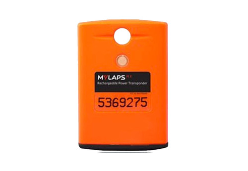 MyLaps Classic Rechargeable Transponder (Motocross/MX), no subscription required