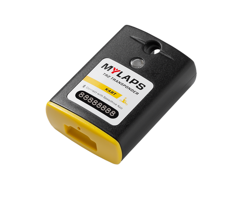 MyLaps TR2 Go Rechargeable Transponder (Kart), No subscription