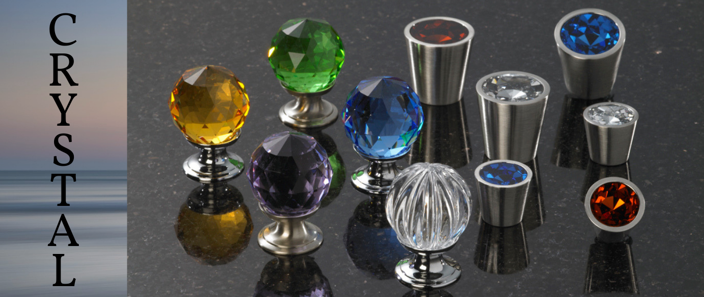 Top Knobs Crystal Collection