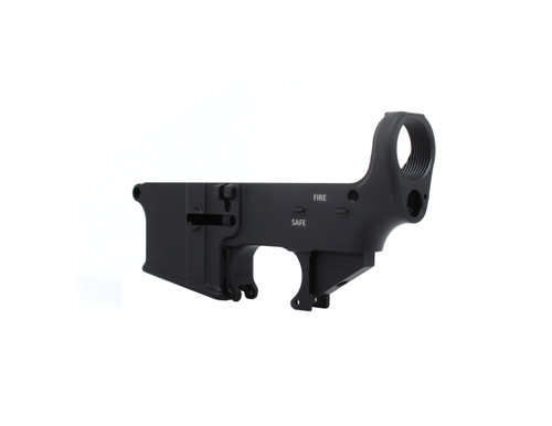 AR-15 80% Lower Receiver - Black