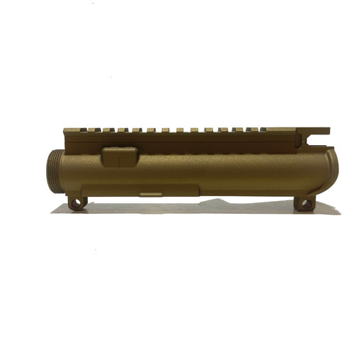 AR-15 Upper Receiver - Burnt Bronze