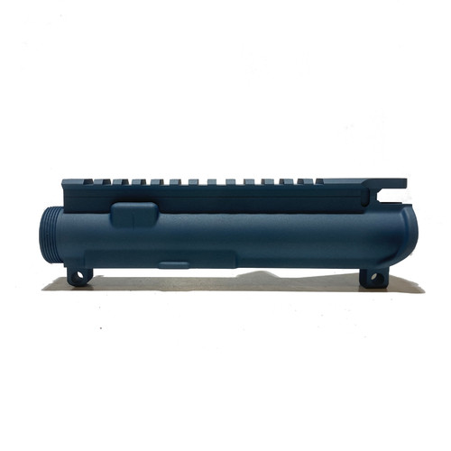 AR-15 Upper Receiver - Titanium Blue