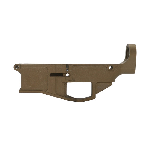 .308 80% Lower Receiver - Burnt Bronze