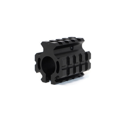 AR-15 Quad Rail Gas Block for .75 Barrel