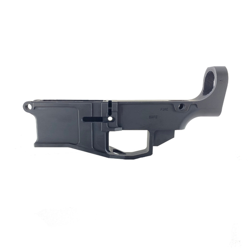 .308 80% Lower Receiver - Black