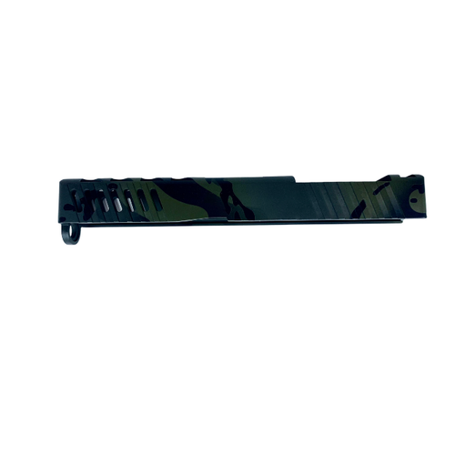Glock 19 Gen 3 CAMO Skeletonized Slide