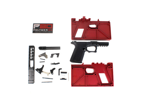 Polymer 80 Build Kit - No Upper Parts Kit