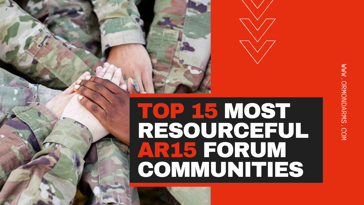 Top 15 Most Resourceful AR-15 Forum Communities